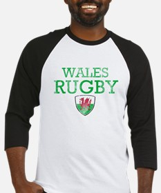 Wales Rugby designs Baseball Jersey