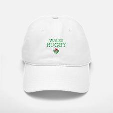 Wales Rugby designs Baseball Baseball Cap
