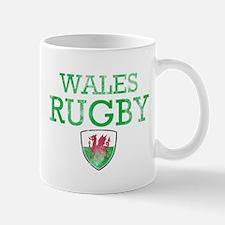 Wales Rugby designs Mug