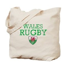 Wales Rugby designs Tote Bag