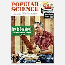 Popular Science Cover, September 1953