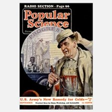 Popular Science Cover, September 1924