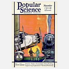 Popular Science Cover, November 1929