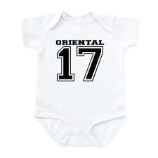 Oriental SPORT Infant Bodysuit