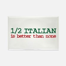 1/2 Italian Rectangle Magnet