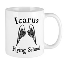 Icarus Flying School Mug