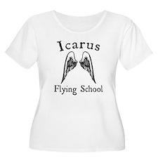 Icarus Flying School T-Shirt
