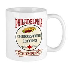 cheesesteakeating.png Mug