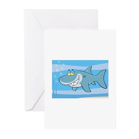 Shark Greeting Cards (Pk of 20)