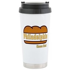 Philadelphia Cheesesteak Travel Mug