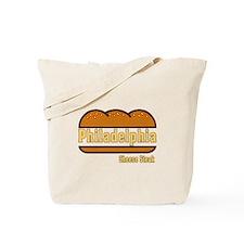 Philadelphia Cheesesteak Tote Bag