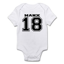 Manx SPORT Infant Bodysuit