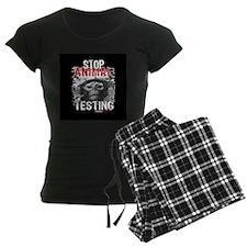 Stop Animal Testing Pajamas