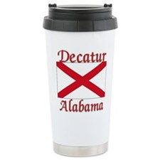 Decatur Alabama Travel Mug