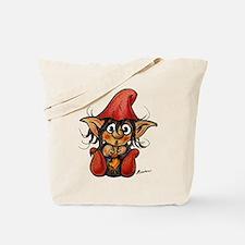 Cute Winter Trollelf Tote Bag
