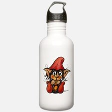 Cute Winter Trollelf Water Bottle