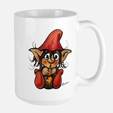Cute Winter Trollelf Mug
