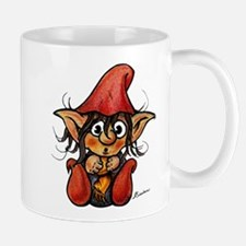 Cute Winter Trollelf Mug