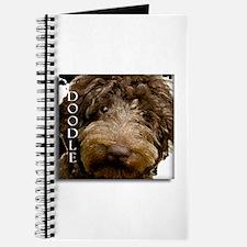Chocolate Doodle Journal