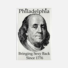Philadelphia - Bringing Sexy Back Magnet