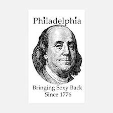 Philadelphia - Bringing Sexy Back Decal