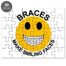 Braces Make Smiling Faces Puzzle