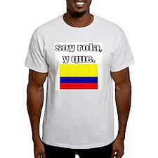 rola Ash Grey T-Shirt