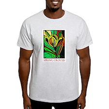 Crocus Ash Grey T-Shirt