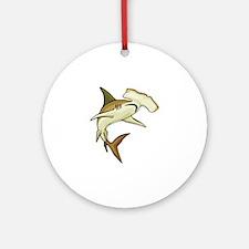 Hammerhead Ornament (Round)