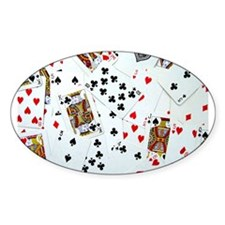 Playing Cards Decal