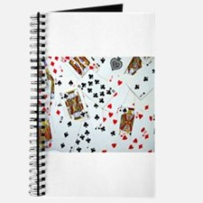Playing Cards Journal