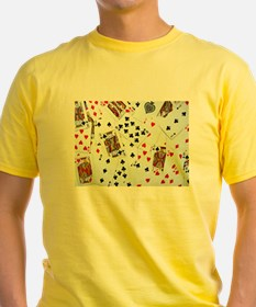 Playing Cards T