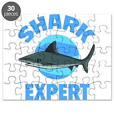 Shark Expert Puzzle
