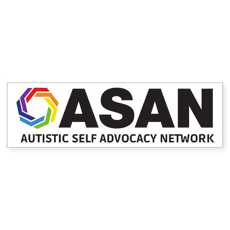 Asan (bumper) Bumper Sticker