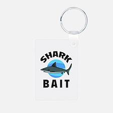 Shark Bait Keychains