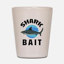 Shark Bait Shot Glass