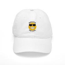 Braces Are Cool / Sunglasses Baseball Cap