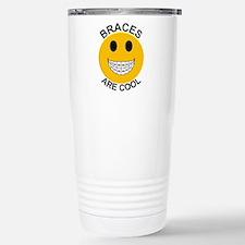 Braces Are Cool Travel Mug