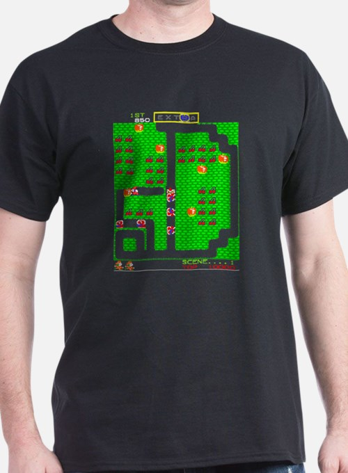 Mr Do! Game Screen T-Shirt