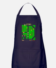 Mr Do! Game Screen Apron (dark)