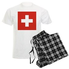 Flag of Switzerland Pajamas