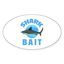 Shark Bait Decal