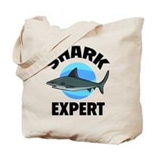 Shark Expert Tote Bag