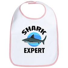 Shark Expert Bib