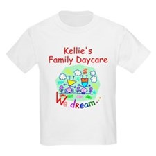 Kellie's Family Daycare Kids T-Shirt