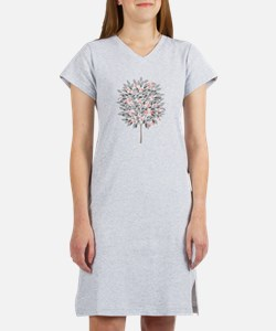 VESPA TREE Women's Nightshirt