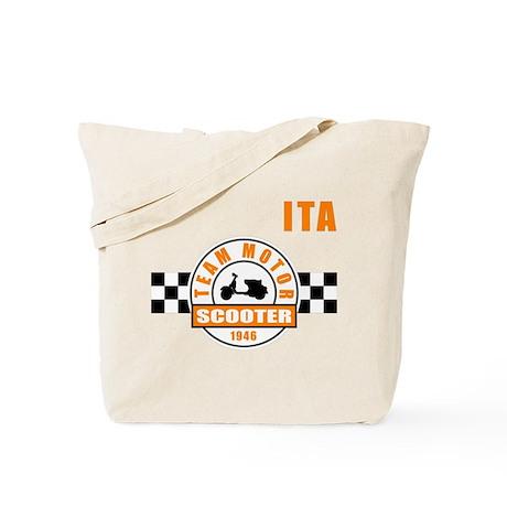 VESPA TEAM PIAGGIO Tote Bag