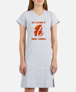 ts-cccp-soldier-2.png Women's Nightshirt