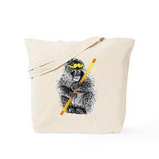Monkey King Wukong Tote Bag