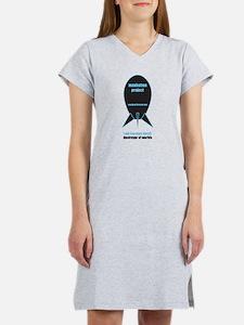 2-ts-man-nuclear-1.png Women's Nightshirt